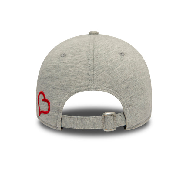 New Era 9FORTY Polo Cap in grey