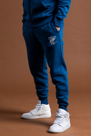 Core joggers in blue