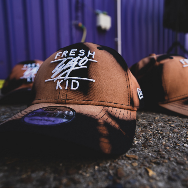 Fresh Ego Kid x Jermaine HARD 9FORTY Polo Cap