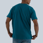 Central Logo T-Shirt – Teal