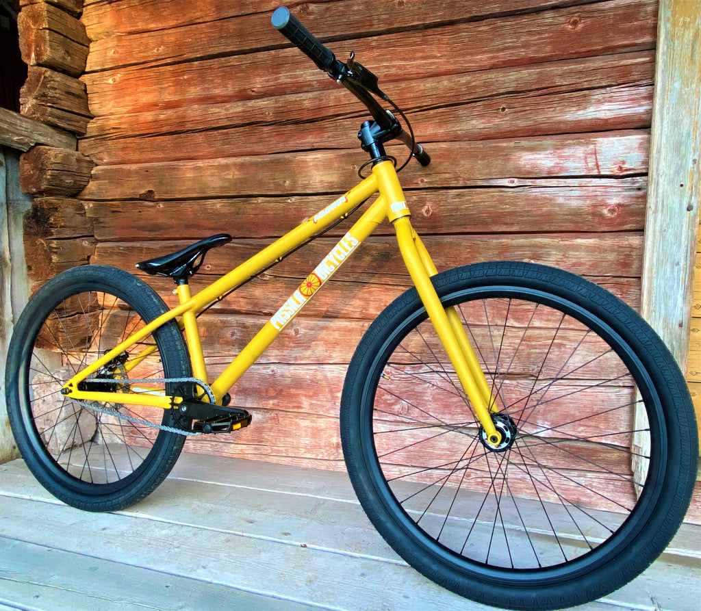 Mukka Pump Track Bike