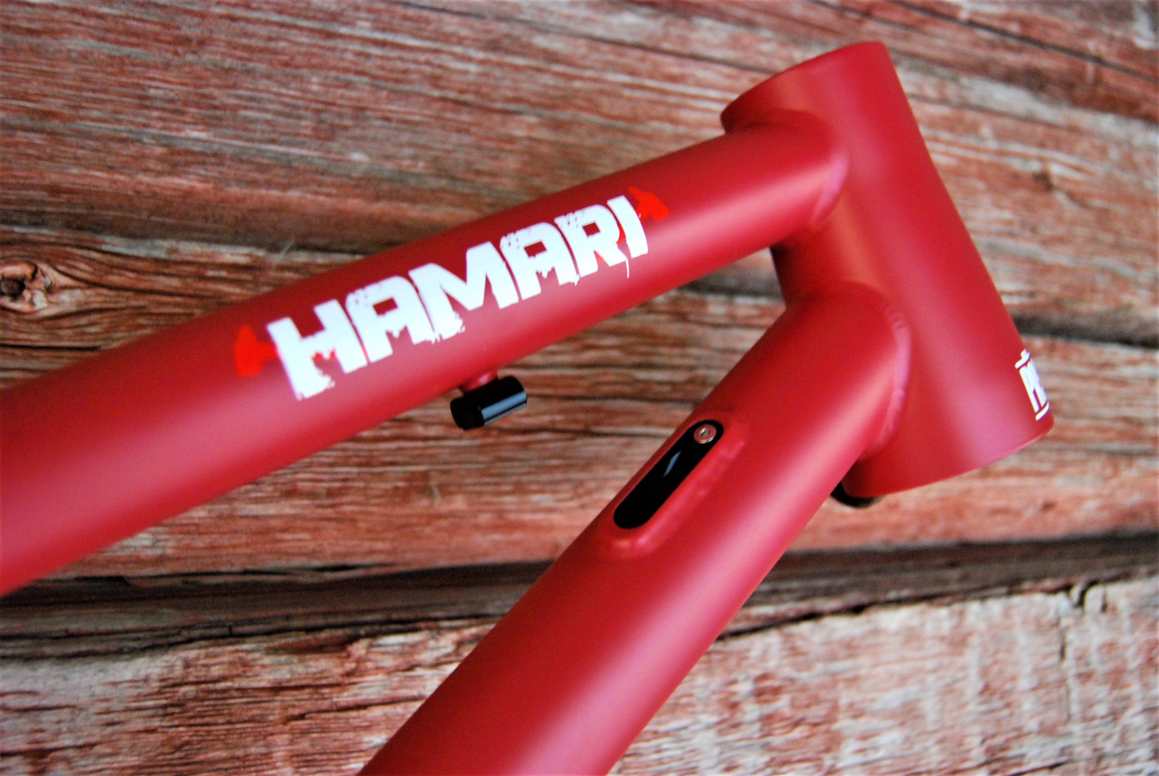 Hamari 29 | 29+ | 27.5+ Chromoly Enduro and Trail Frame