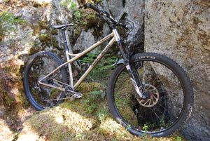 Rämäkkä Regular Enduro and Trail Frame