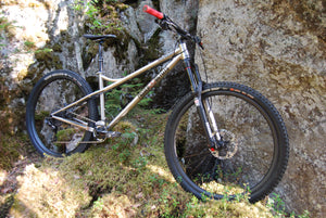 Rämäkkä Long Enduro and Trail Frameset
