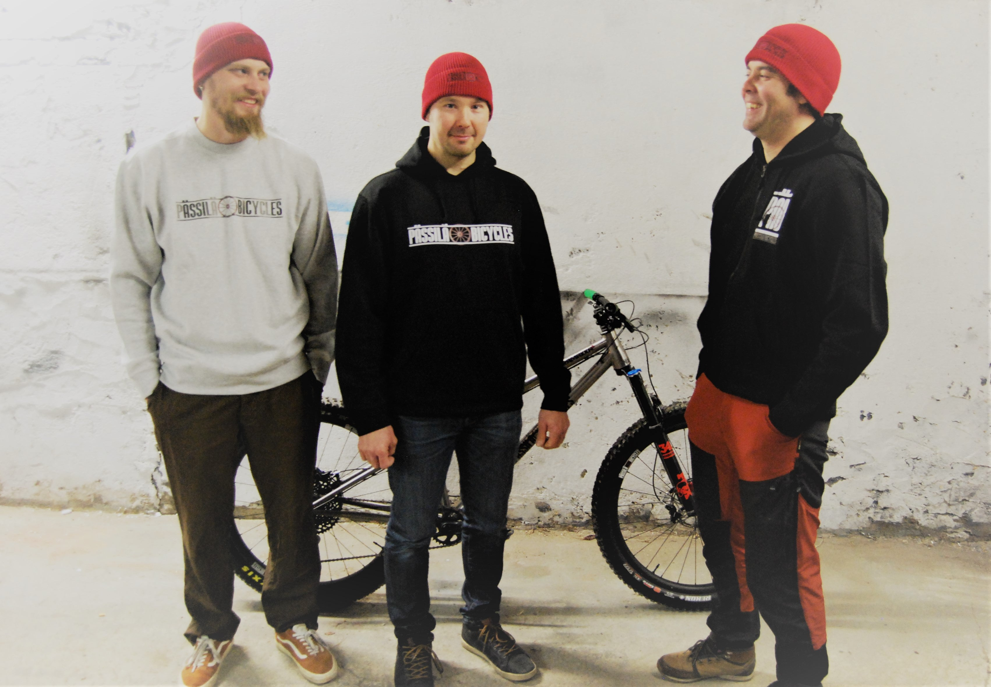 Pässilä Bicycles hoodies and sweatshirts