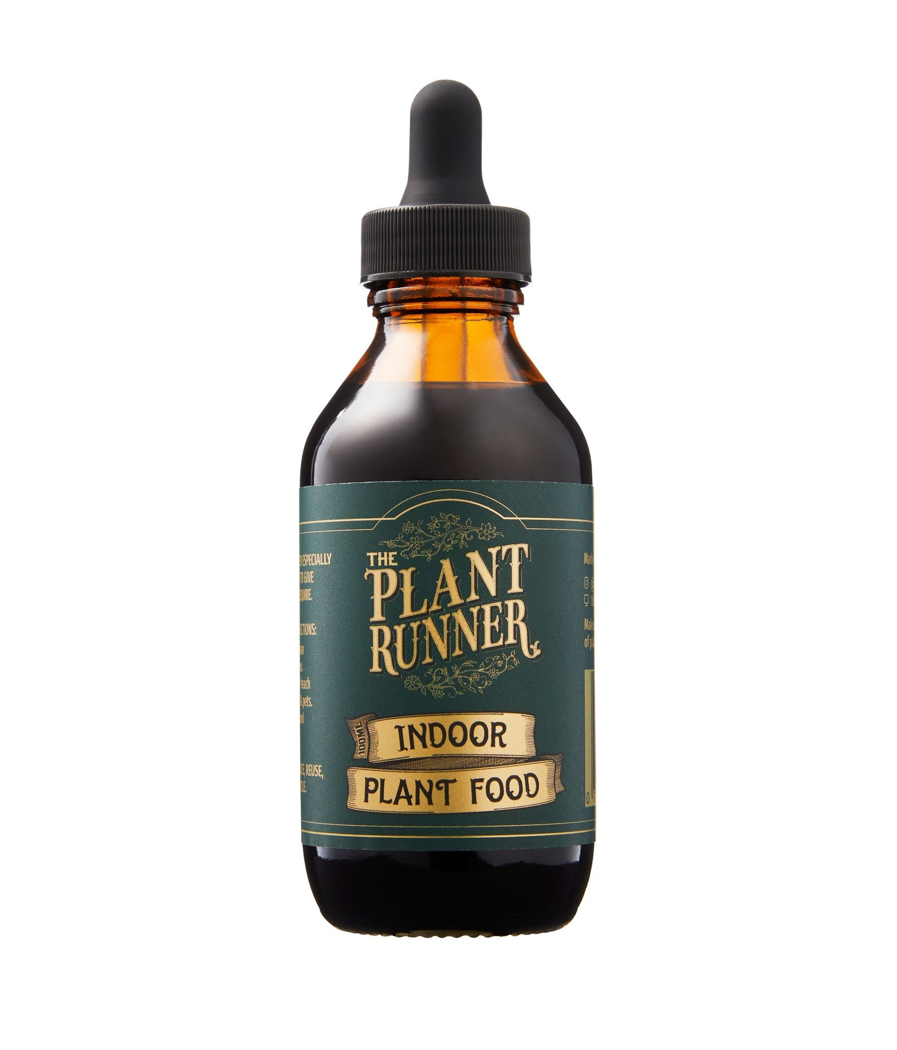 The Plant Runner - Indoor Plant Food