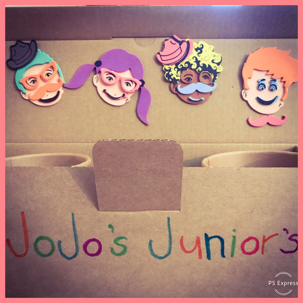 JoJo's Junior's - GROW@HOME Kit