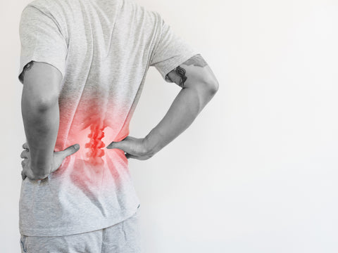 Image showing back pain