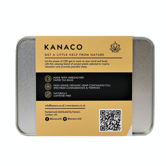 CBD Night Time - Hemp Tea - Kanaco
