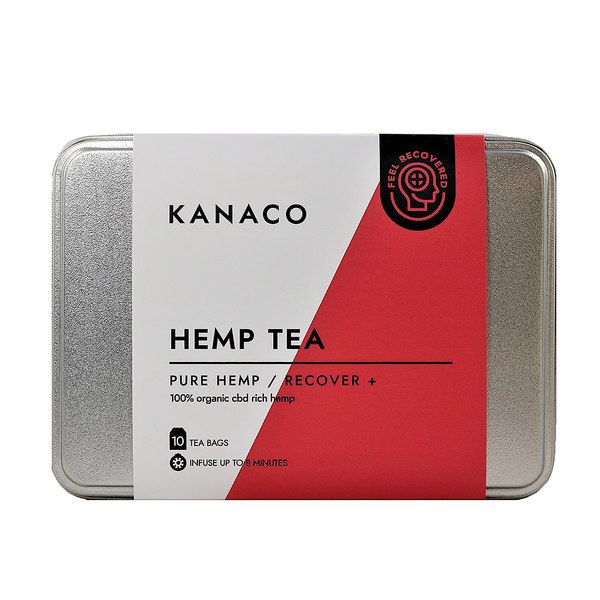 CBD Pure - Hemp Tea - Kanaco