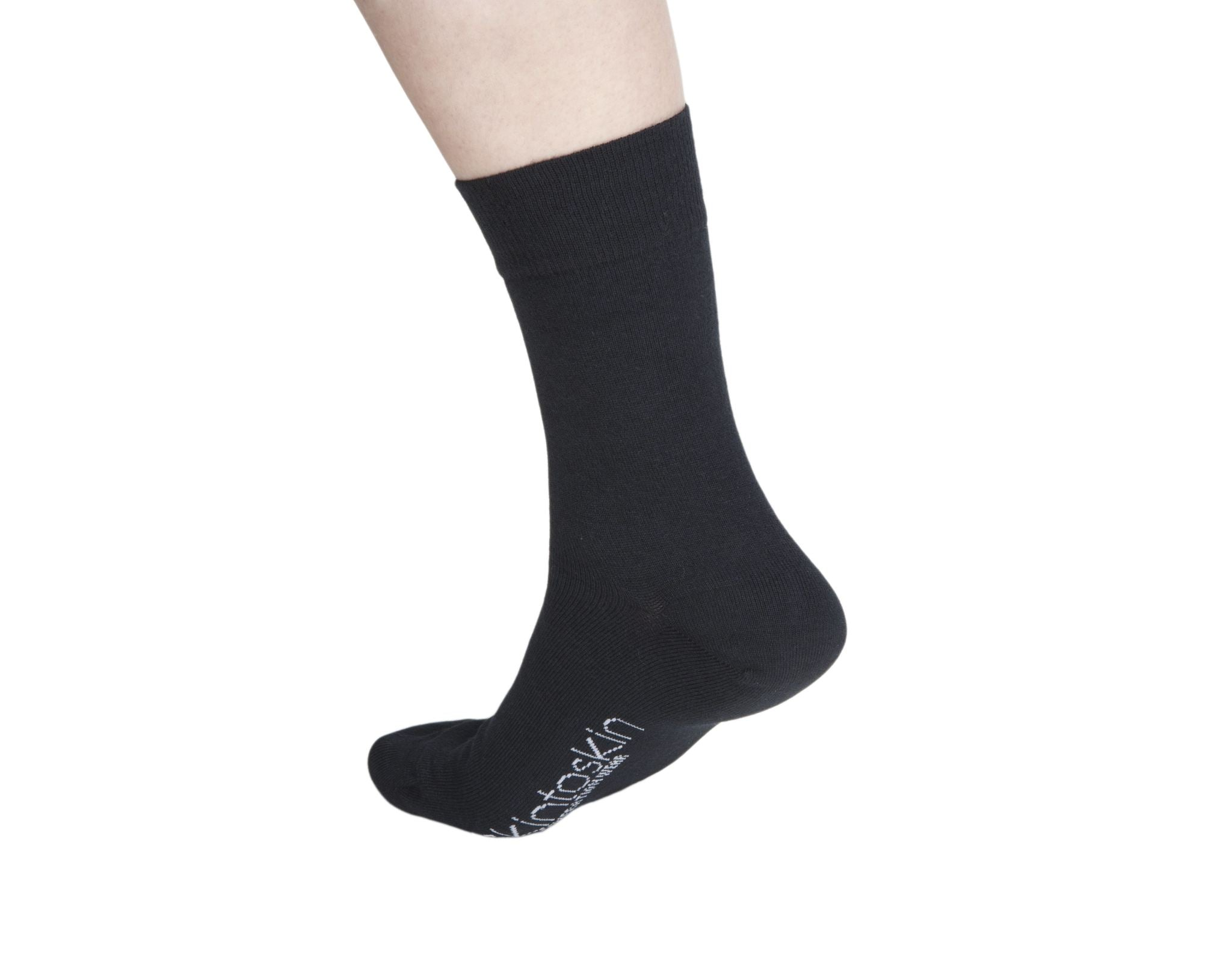 Meias Anti-Micoses 34-36 / Preto