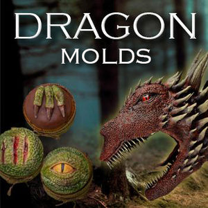 Fantasy Range: Launching our NEW Dragon Molds