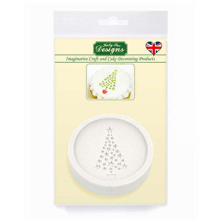 C&D - Christmas Tree Cupcake Mold Pack Shot