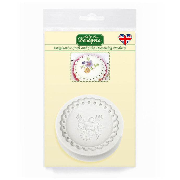C&D - Victorian Garden 3 Topper Mold Pack Shot