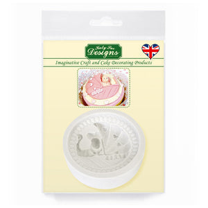 C&D - Baby Pram Topper Mold Pack Shot