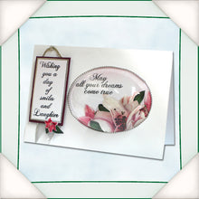 C - An idea using the Floral Sentiment stamp design 1 product
