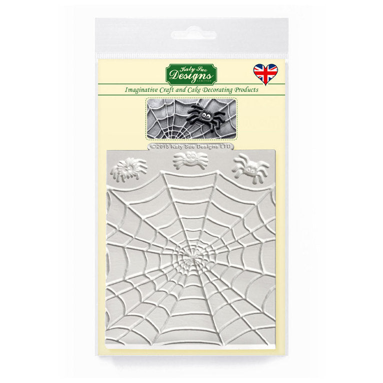 C&D - Spiders & Web Silicone Mold pack shot
