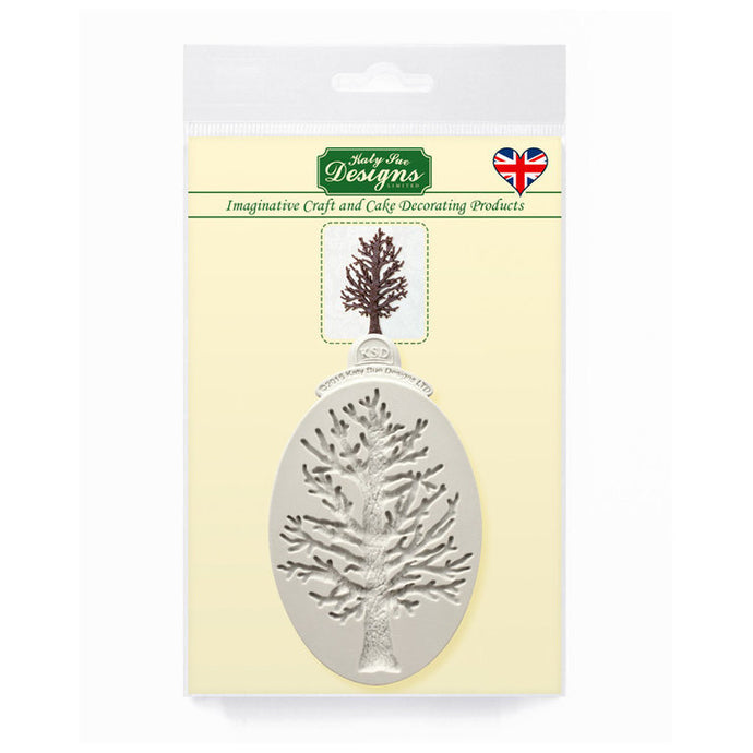 C&D - Little Tree Silhouette Silicone Mold Pack Shot