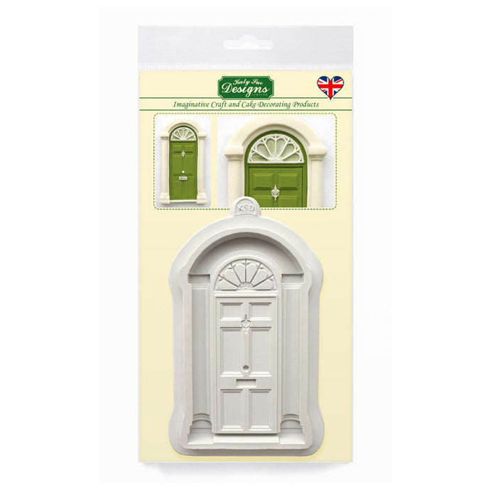 C&D - Classic Door Silicone Mold Pack Shot