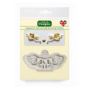 C&D - Mini Cherubs Silicone Mould Packshot