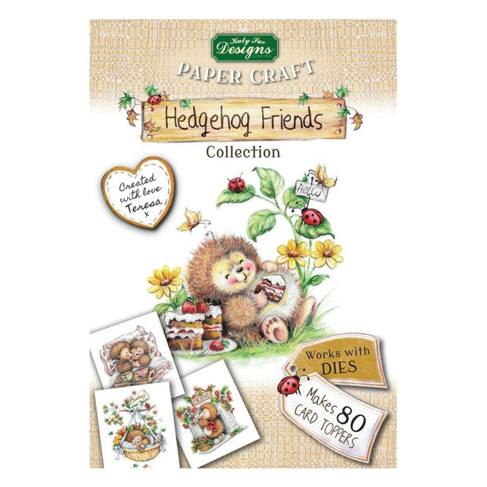 C&D - An idea using the Hedgehog Friends Collection product
