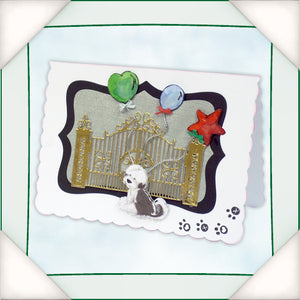 C - An idea using the Shaggy Dog Tails Stamp - Surprise Present product