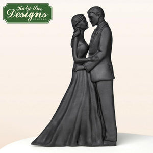 C&D - The Bride and Groom Mold