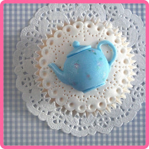 CD - An idea using the Afternoon Tea Silicone Mold product
