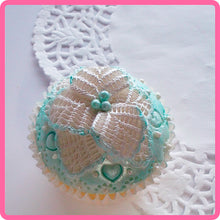 CD - An idea using the Victoria Lace Border 1 1/4 inch Silicone Mold product