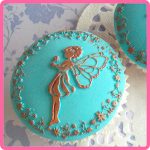 CD - An idea using the Wish Fairy Topper Mold product