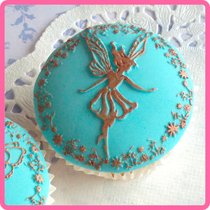 CD - An idea using the Dream Fairy Topper Mold product