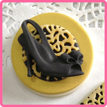 CD - An idea using the Leopard Print Silicone Mold product