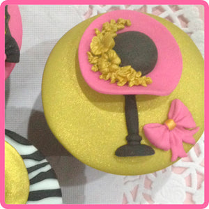 CD - An idea using the Design a Hat Silicone Mold product