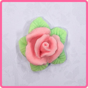 CD - An idea using the Rose Silicone Mold product