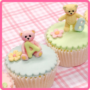 CD - An idea using the Baby Teddy Bear Silicone Mold product