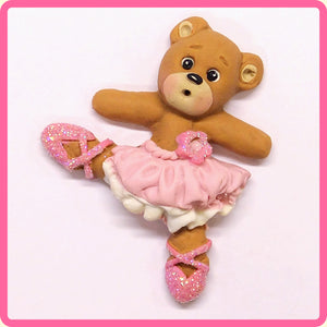 CD - An idea using the Ballerina Teddy Sugar Buttons Silicone Mold product