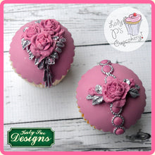 CD - An idea using the Rose, Bud & Leaf Decoration Mold product