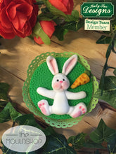 CD - An idea using the Rabbit Sugar Buttons Silicone Mold product