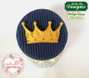 CD - An idea using the Crowns Silicone Mold product
