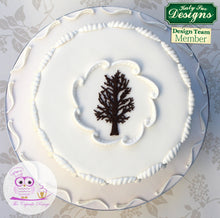 CD - An idea using the Little Tree Silhouette Silicone Mold product