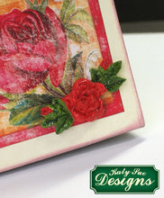 C - An idea using the Rose, Bud & Leaf Decoration Mold product