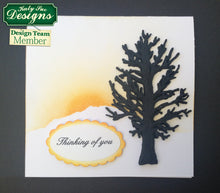 C - An idea using the Little Tree Silhouette Silicone Mold product