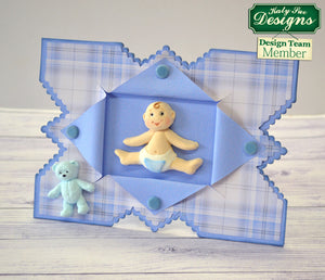 C - An idea using the Baby Teddy Bear Silicone Mold product