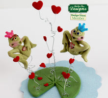 CD - An idea using the Frog Prince Sugar Buttons Silicone Mold product
