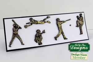 C - An idea using the Baseball Silhouettes Silicone Mold product