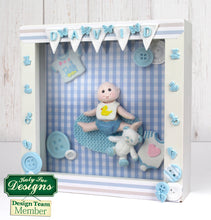 C - An idea using the Baby Clothes Washing Line Mold product