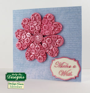 C - An idea using the Make a Wish Mini Plaque Silicone Mold product