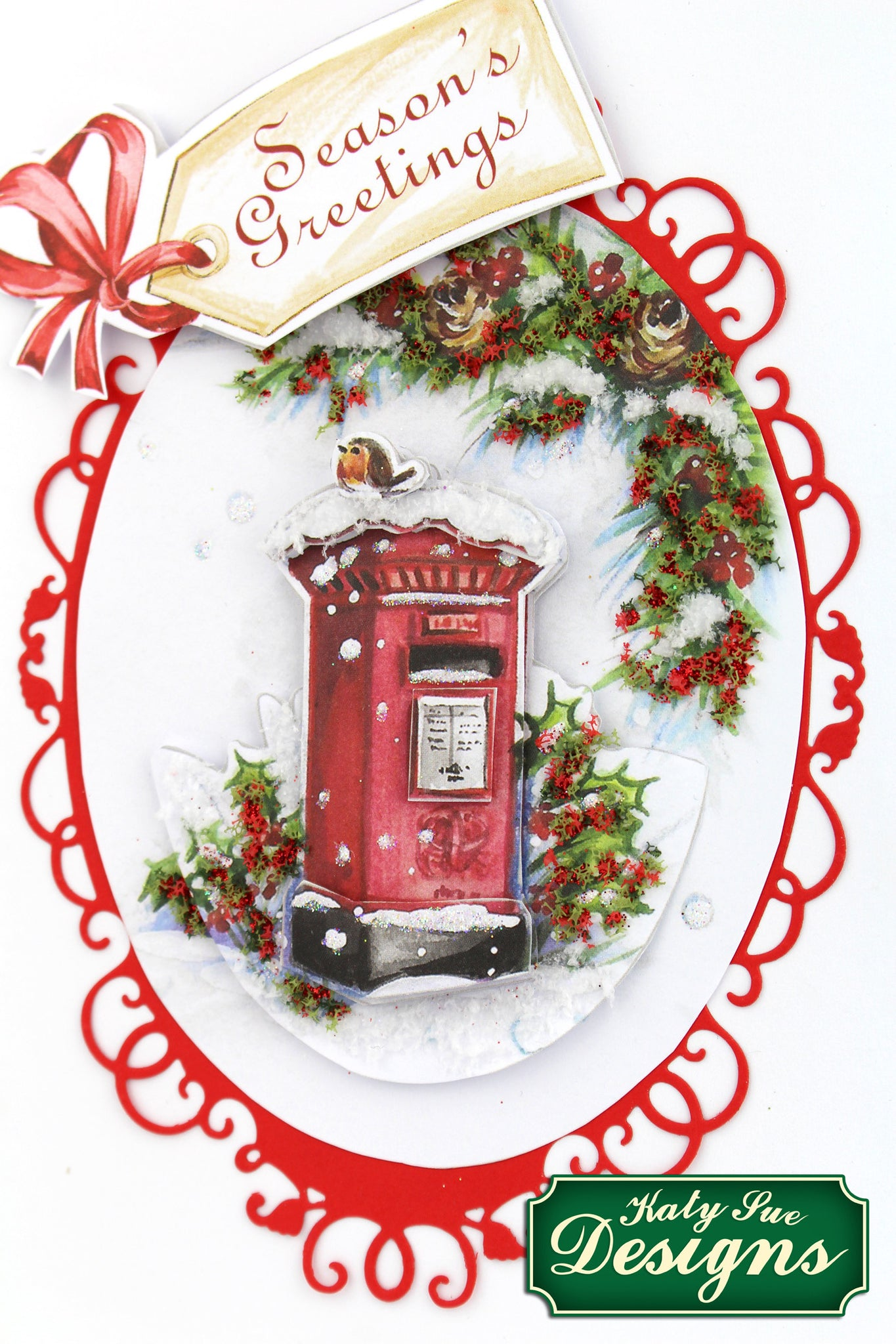 Christmas Scenes Pictures.Snow Globe Christmas Scenes Paper Craft Pad