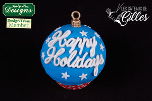 CD - An idea using the Word Perfect Holidays Set product