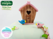 CD - An idea using the Birdhouse Sugar Buttons Silicone Mold product